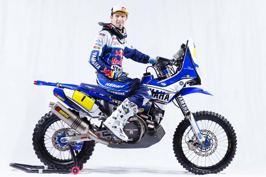 Cyril Despres - Yamaha - YZ450F - Rally