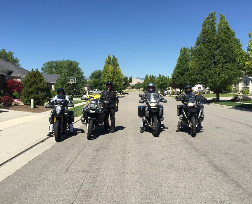 Motorcycle Touring Group